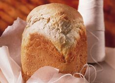 I love sourdough bread and have always wanted try make some. Bread Machine Crusty Sourdough Bread