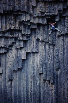 Climbing~ Photo by Jared Nielson