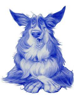 Animal Caricatures No. 31 by SuperStinkWarrior on deviantART