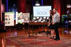 Watch GrooveBook on Shark Tank! Will the sharks bite? Tune in January 10 on ABC