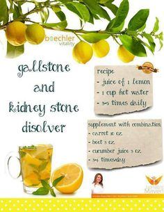 Gall and kidney stone dissolver