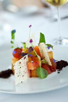 Super-Fresh Salad Recipes For Your Spring Slim Down...Azul  Panzanella Salad