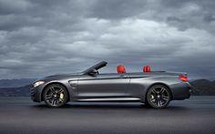 2015 BMW M4 convertible #newyorkautoshow