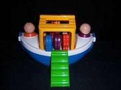 Tupperware Noah's Ark