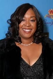 Shonda Rhimes - I admire her because she is an amazing writer and a successful business woman