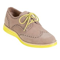 Cole Haan LunarGrand Wingtip - I dunno, maybe I could rock it?