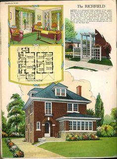 Radford's Home, Fireside and Garden 1926