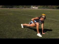 Cheerleading Stretches that Improve Flexibility cheerleader stretches, cheerlead stretch, flexibl artsandcraft, cheerleading stretches, improv flexibl, improve flexibility, basic stretch