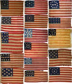 Vintage | American Flags
