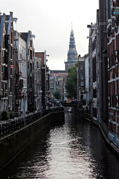 Amsterdam canals | The Netherlands