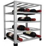 Metal Wine Racks wine racks, metal wine