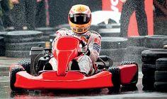 Bahrain Go-Karting!