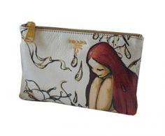 prada wallet by James Jean