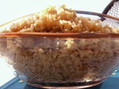 Dressed Up (Brown) Rice (in Rice Cooker) from Melissa d'Arabian, 4 of 5 Stars 9 Reviews.