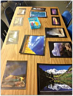 Want students to be engaged in learning descriptive writing? Take them to view beautiful scenes in different corners of the world! #writing #writechat #writegoal #edchat #educhat