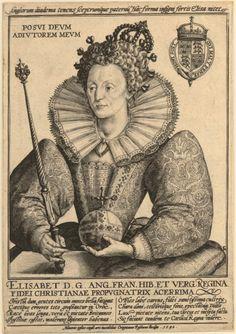 Portrait of Queen Elizabeth I