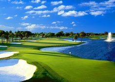 The Doral Golf Club & Spa - stunning and home to PGA tour