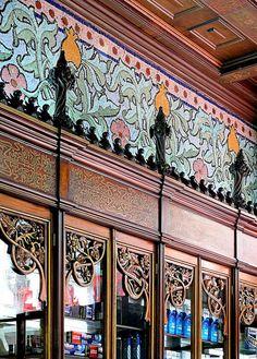 Barcelona - Art Nouveau