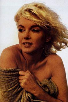 Marilyn Monroe photographed by George Barris 1962
