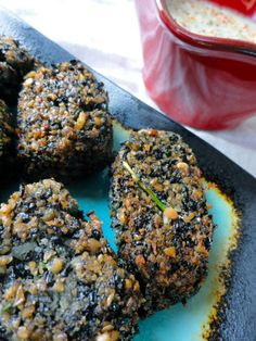 Black Bean Croquettes | The Healthy Helping