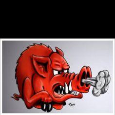 Woo Pig SOOIE Razorbacks!