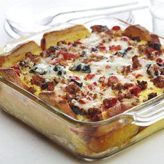 16 baguette slices, diagonally sliced 1/4-inch thick •1 pkg. (9 ...