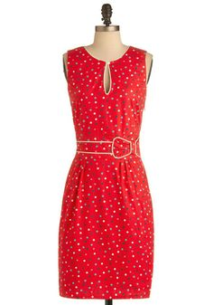 Forever and Effervescent Dress, #ModCloth