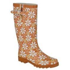 rainboot, rain boot, daisi rain