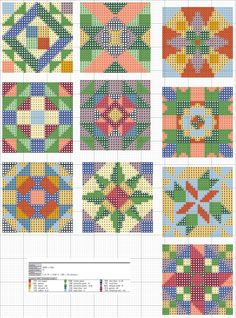 more quilt squares
