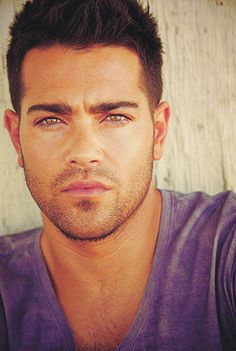 Jesse Metcalfe - my heart just stopped. Talk about gorgeous.