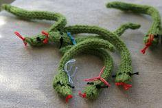 i-cord snakes