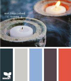 gray design, design seed, color palett, idea, de color, colors, extinguish tone, decor project, hous