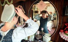 Amish 16 year old, via Flickr.