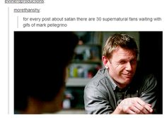 Supernatural fandom has covered everything: click on it the actual complete post, it's hilarious!