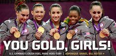 Gymnastics Olympics 2012 London  