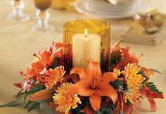 Cool Thanksgiving Table Decoration Ideas