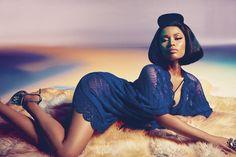 Nicki Minaj nuova te