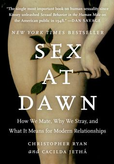 """WHY: It's an anthropological examination on marriage and monogamy, which questions many of the """"norms"""" we've set up in society. It'll also m..."""
