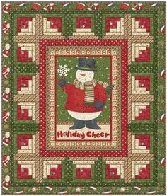 SO going to make a Christmas quilt soon year soon!!!