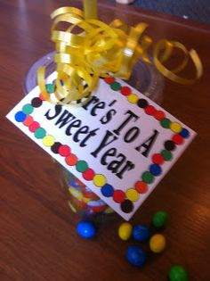 Kims Kandy Kreations: Here's to a Sweet Year Teacher Gift
