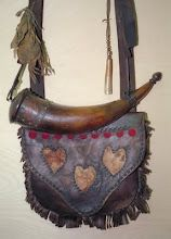 1820's Missouri style hunting Pouch