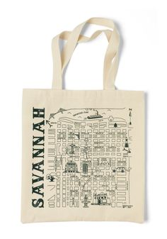 Place to Be Tote in Savannah