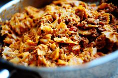 Lasagna Casserole by Ree Drummond / The Pioneer Woman