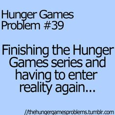 Hunger Games Problems - Page 2 of 6