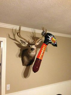 Bad ass 'Merica. Interior decorating done right. JUST AWFUL