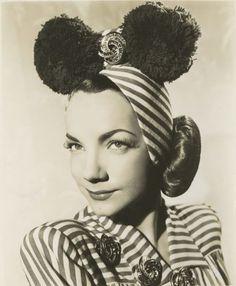 The Girl with the Star-Spangled Heart: The Lovely Carmen Miranda