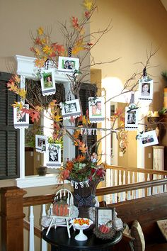 family tree ~~ who are you thankful for?