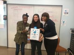 Congrats to the winners of the International Women's Hackathon at Pace University, ParentGuard!