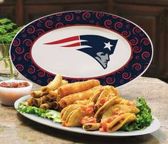 Serve it Up, Football Style