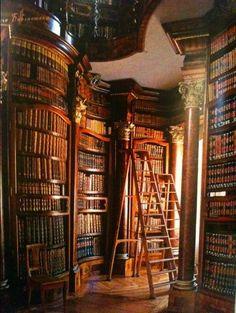 National Library, Vienna, Austria.